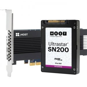 HGST Ultrastar SN200 Series PCIe SSD 0TS1307 HUSMR7616BDP301