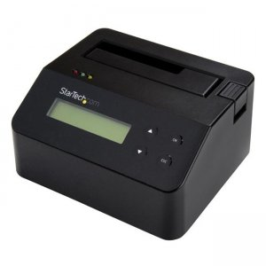 "StarTech.com Standalone Drive Eraser and Dock for 2.5""/3.5"" SATA Drives-USB 3.0-4Kn Support SDOCK1EU3P2"