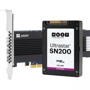 HGST Ultrastar SN200 Series PCIe SSD 0TS1306 HUSMR7680BDP301
