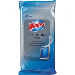 Windex Electronics Wipes 642517CT SJN642517CT