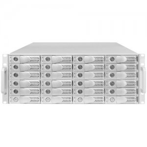 HighPoint 24-Bay Thunderbolt 3 40Gb/s 4U Rackmount Storage Enclosure NA381TB3