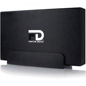 Fantom Drives Professional 8TB 7200RPM USB 3.0 / eSATA aluminum External Hard Drive GFP8000EU3