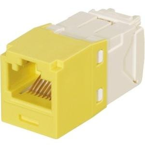Panduit Mini-Com Network Connector CJK688TGYL
