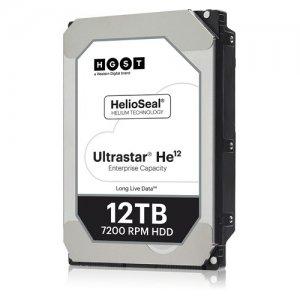 HGST Ultrastar He12 Hard Drive 0F30141-20PK HUH721212ALN600