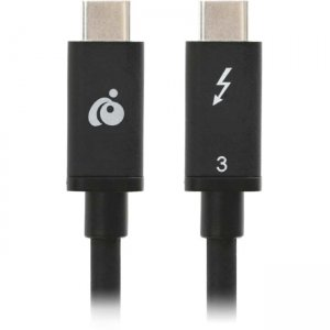 Iogear Thunderbolt 3 USB-C 1m 20Gbps Cable GT3C01