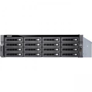 QNAP Turbo NAS SAN/NAS Storage System TS-1673U-RP-8G-US TS-1673U-RP