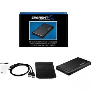 Sabrent 2.5-Inch SATA to USB 2.0 External Hard Drive Enclosure EC-UST25-PK50 EC-UST25