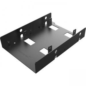 Sabrent 3.5-Inch to SSD / 2.5-Inch HDD Bay Drive Converter BK-HDDF-PK40 BK-HDDF