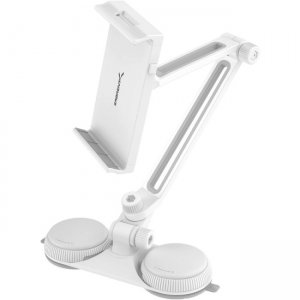 """Sabrent Adjustable Stand Suction Cups Holder for iPad and Tablets up to 10"""" CM-IPDH-PK20"""