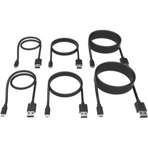 Sabrent Sync/Charge Micro-USB/USB Data Transfer Cable CB-MUB3-PK50 CB-MUB3