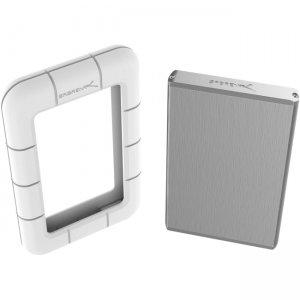 Sabrent USB 2.0 to 2.5-Inch SATA/SSD External Shockproof Aluminum Hard Drive Enclosure EC-US2W-PK50 EC