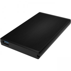 Sabrent Ultra Slim USB 3.0 to 2.5-Inch SATA External Aluminum Hard Drive Enclosure Black EC-UK30-PK50