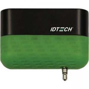 ID TECH Shuttle, Two-Track Secure Mobile MagStripe Reader ID-80110010-101
