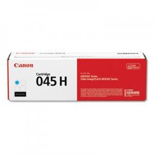 Canon 1245C001 (045) High-Yield Toner, 2200 Page-Yield, Cyan CNM1245C001 1245C001