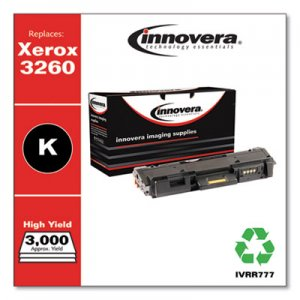 Innovera Remanufactured 106R02777 High-Yield Toner, 3000 Page-Yield, Black IVRR777