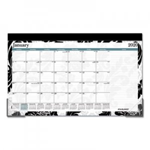 At-A-Glance Madrid Desk Pad, 17 3/4 x 10 7/8, Madrid, 2020 AAGSK93705 SK93705