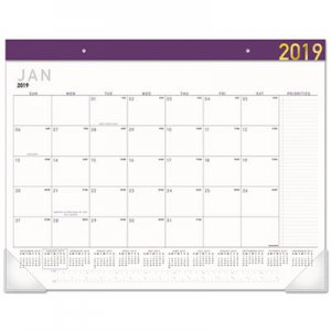 At-A-Glance Contempo Desk Pad, 22 x 17, Contemporary, 2019 AAGSK24XF59 SK24XF59