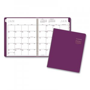 At-A-Glance Contemporary Monthly Planner, 11 1/8 x 9 1/2, Purple, 2020 AAG70250X59 70250X59
