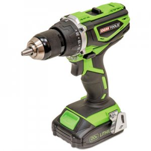 "OEMTOOLS Heavy Duty 20V Cordless Hammer Drill, 2000 rpm, 1/2"" Jacob's Chuck, 20 Volt GNS24482 24482"