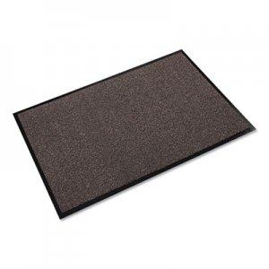 Crown Walk-A-Way Indoor Wiper Mat, Olefin, 36 x 60, Brown CWNWA0035BR WA 0035BR