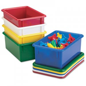 Jonti-Craft Cubbie Trays, 8-5/8w x 13-1/2d x 5-1/4h, Blue JNT8002JC 8002JC