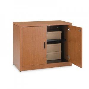 HON 10500 Series Storage Cabinet w/Doors, 36w x 20d x 29-1/2h, Bourbon Cherry HON105291HH H105291.HH