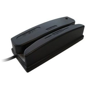 ID TECH Omni WCR32 Magnetic Stripe Reader WCR3227-533