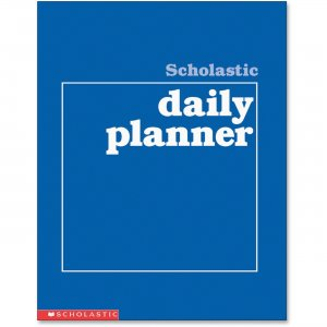 Scholastic Res. Grades K-6 Daily Planner 0590490672 SHS0590490672