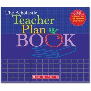 Scholastic Res. The Teacher Plan Book 0-439-71056-1 SHS0439710561