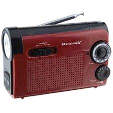 WeatherX Instant NOAA Weatherband Radio WR182R