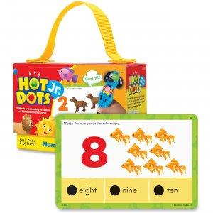 Hot Dots Jr. Numbers Card Set 2353 EII2353