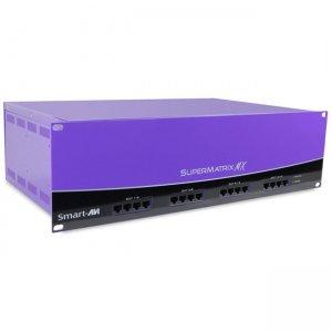 SmartAVI SuperMatrix A/V Switcher SMX-AV0808S
