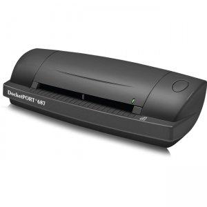 DocketPORT 687 Duplex ID Scanner DP687