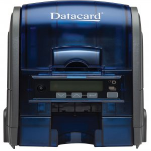 SICURIX Datacard ID Printer, Single Sided, 100 Card Hopper, 1 Each, Blue 535500-002 SRX535500002 SD260