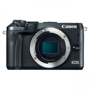Canon EOS Mirrorless Camera Body Only 1724C001 M6