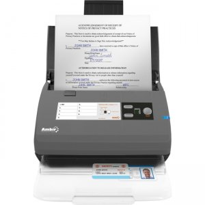 Ambir ImageScan Pro for Athenahealth Users DS820ix-ATH 820ix