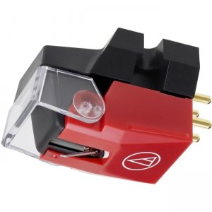 Audio-Technica Dual Moving Magnet Stereo Cartridge with MicroLine Stylus VM540ML
