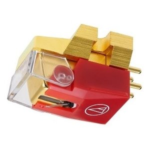 Audio-Technica Dual Moving Magnet Stereo Cartridge with MicroLine Stylus VM740ML