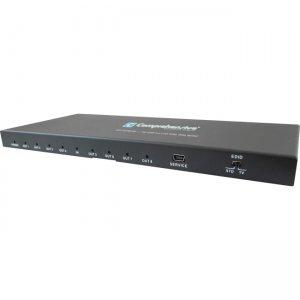 Comprehensive 1x8 HDMI Full UHD 4K60 18Gb Splitter CDA-HD18018G