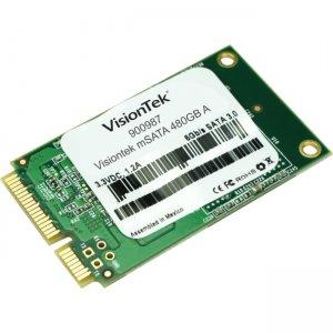Visiontek 480GB 3D MLC mSATA SSD 900987