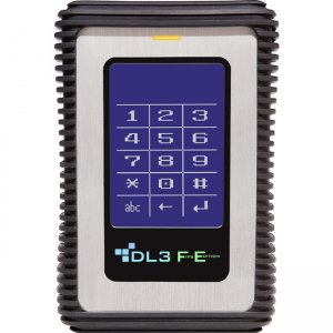 DataLocker DL3 FE Encrypted External Hard Drive FE4000SSD