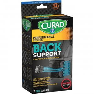 Curad Low Friction Pulley Back Support CUR22700D MIICUR22700D