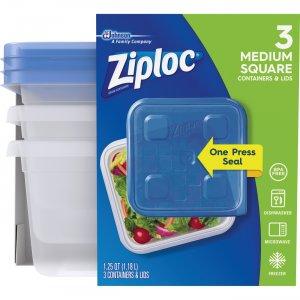 Ziploc Food Storage Container Set 650862 SJN650862