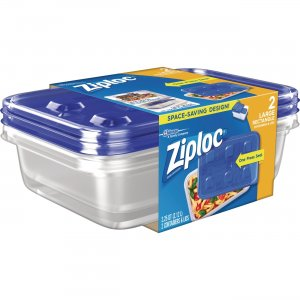 Ziploc Food Storage Container Set 650989 SJN650989