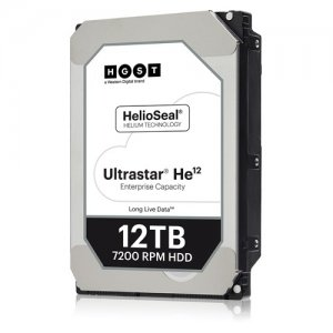HGST Ultrastar He12 Hard Drive 0F29532 HUH721212AL5204