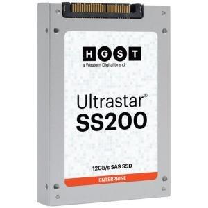 WD Ultrastar SS200 SAS SSD 0TS1405 SDLL1MLR-038T-CDA1