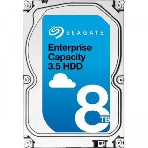 Seagate-IMSourcing Enterprise Capacity 3.5 HDD (Helium) V6 8 TB 512e SATA Hyperscale ST8000NM0016
