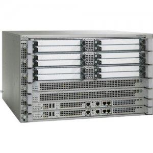 Cisco Router Chassis ASR1K6R2-40G-SECK9 ASR 1006