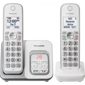 Panasonic Duo Cordless Phone KX-TGD532W PANKXTGD532W