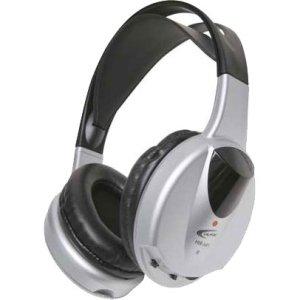 Califone Infrared Stereo/Mono Headphone HIR-HP1